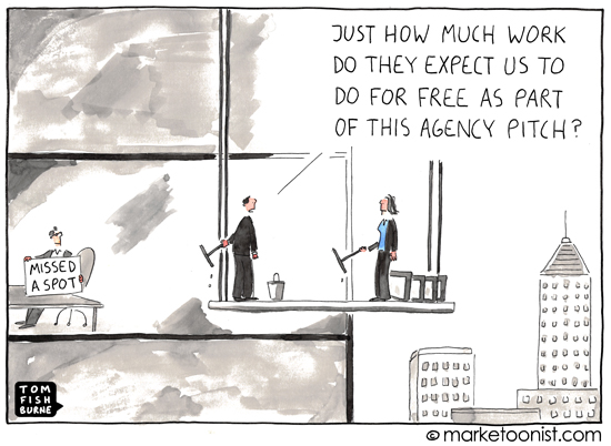 Work for free?
